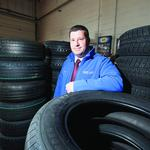 Dunn Tire keeps Buffalo rolling