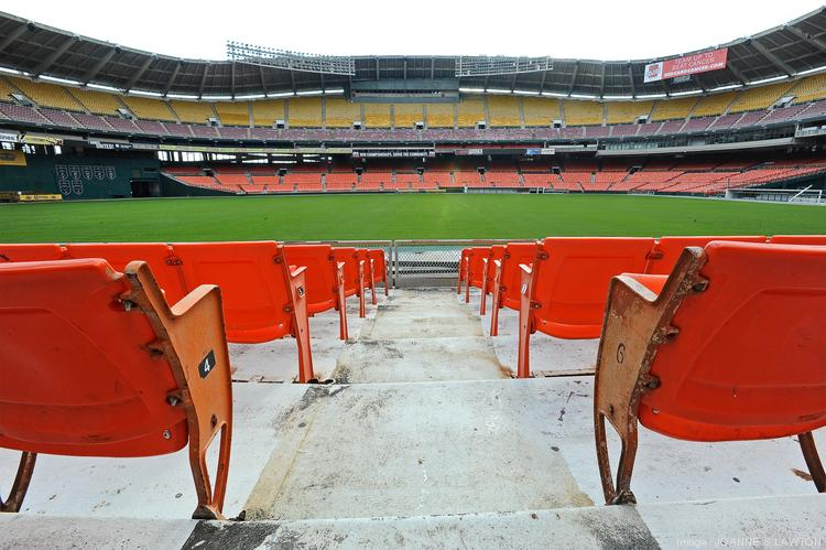 RFK Stadium turned 50 in 2011, increasing pressure to build a new venue.