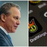 Legislation could <strong>sack</strong> Schneiderman's crusade against FanDuel and DraftKings