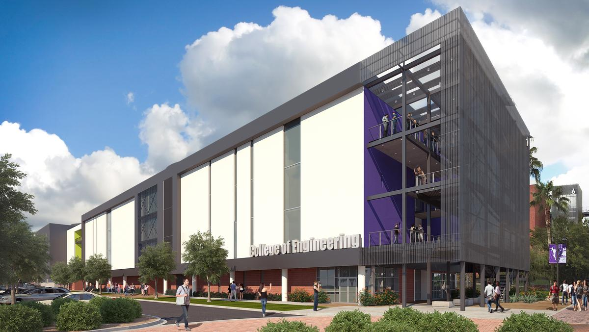 Grand Canyon University Has 400 Million In Construction Projects