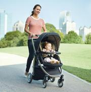The Graco Modes Click Connect travel system.