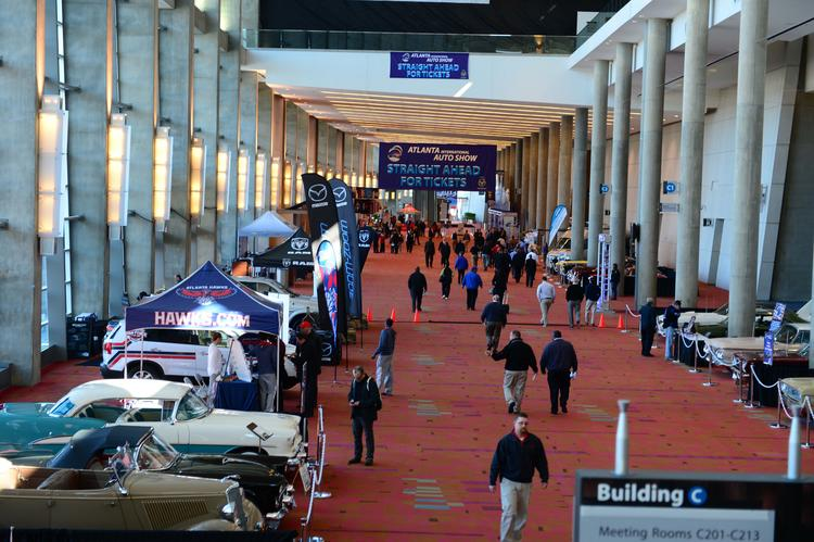 2013 Atlanta International Auto Show