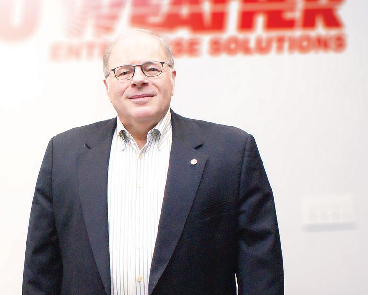 Mike Smith, Chief innovation executive, AccuWeather Enterprise Solutions. President, Mike Smith Enterprises LLC.