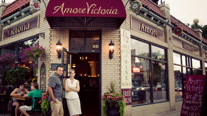 Amore Victoria Founders Alex And Jenna Are Ing Their Uptown Minneapolis Italian Restaurant After
