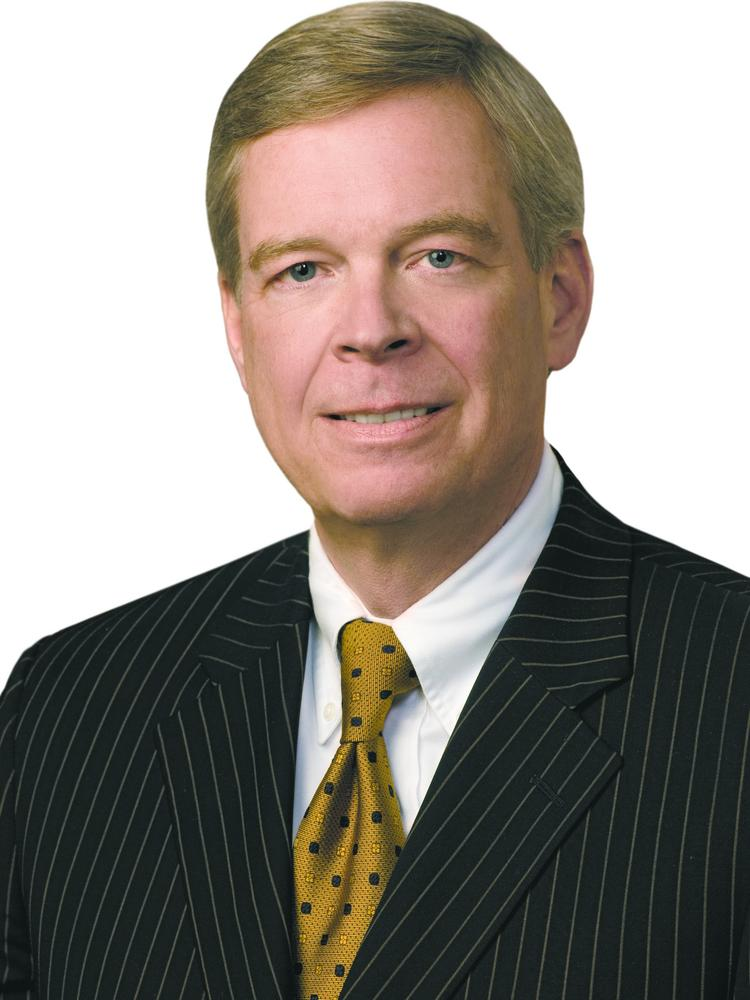 Tom Broughton's ServisFirst Bank increased profits by 27.4 percent in the first quarter, to $11.8 million.