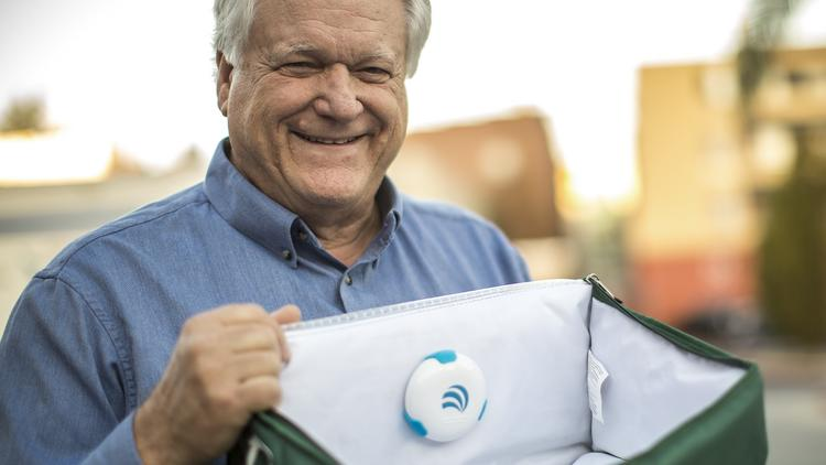 Geoff Zawolkow is a co-founder and the CEO of Lab Sensor Solutions Inc., which offers a system for monitoring the quality of perishable materials as they're being transported.   Lab Sensor Solutions Inc.   Headquarters: Redwood City   CEO: Geoff Zawolkow   Founded: 2014   Employees: 7   Web: www.LSStracks.com   Phone: 650.275.3101