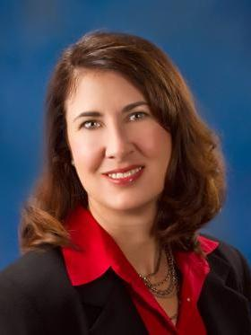 Stephanie Sherrodd, president and CEO of Texas Dow Employees Credit Union