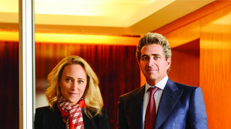 Jackie Soffer says she's into the details – leasing, marketing and interior design – while dealmaker Jeffrey Soffer handles acquisitions, financing and construction.