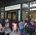 Crowds greet Magnolia Bakery, other retailers at Ala Moana Center's new Ewa wing