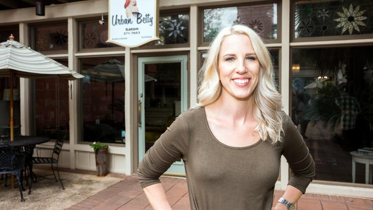 Urban Betty's Chelle Neff on hiring a business coach: 'I had kind of done everything before just by the seat of my pants.'