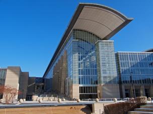 McCormick Place, in Chicago, is one of the country's largest convention centers.