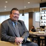 A homecoming for new general manager at Albany's biggest hotel