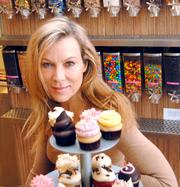 Sweet By Holly co-founder and CEO Hollis Wilder is a two-time Food Network Cupcake Wars champion. And one look at the selection in her Waterford Lakes shop is enough to make you swear off the pre-packaged store-bought cakes for good.