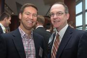 Michael Corso, vice president and portfolio manager, Colliers International; and Dan Kenney, partner, CohnReznick.