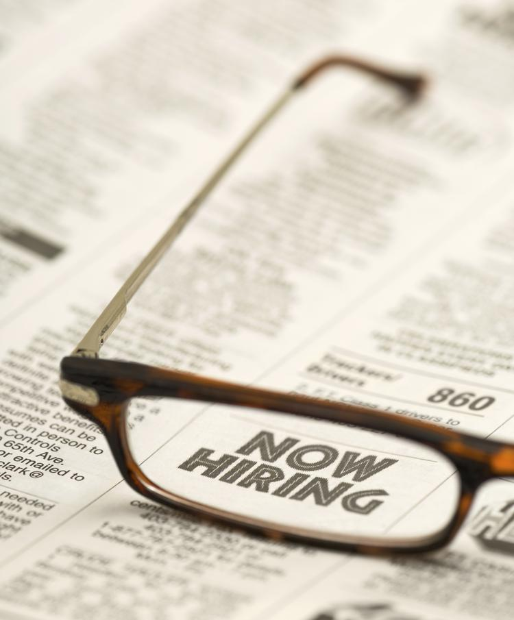 The Charlotte metro area had 6,024 initial claims for unemployment benefits last month.
