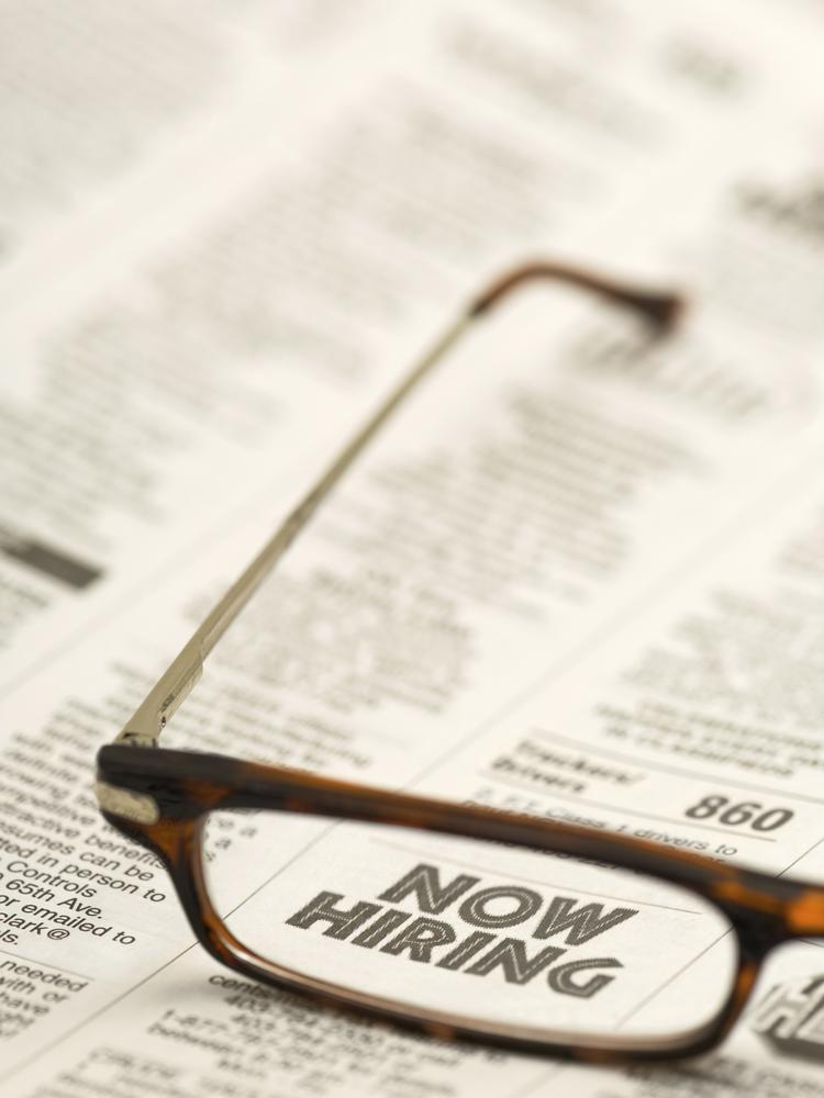 The number of people filing initial claims for unemployment insurance benefits fell by 10,000 from the previous week to 311,00 in the week ending March 22.