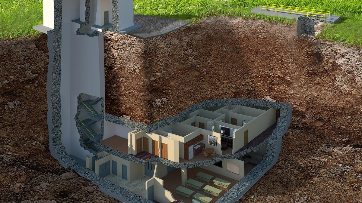 georgia bunker 'the facility' hits market for $17.5 million
