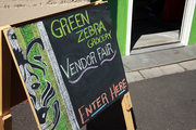 Nearly 300 Portland-area food manufacturers participated in a vendor fair for Green Zebra Grocery, which opens its first store Sept. 25  at 3011 N. Lombard St.