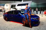 Kia Superman car