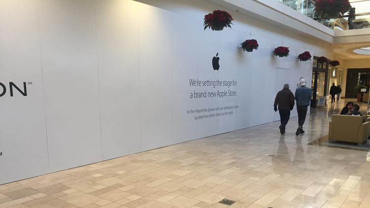 Apple Store in Chestnut Hill is expanding in a big way