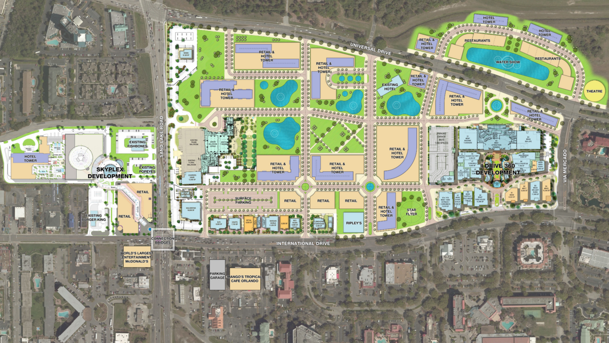 Unicorp shares details on massive IDrive masterplan Orlando