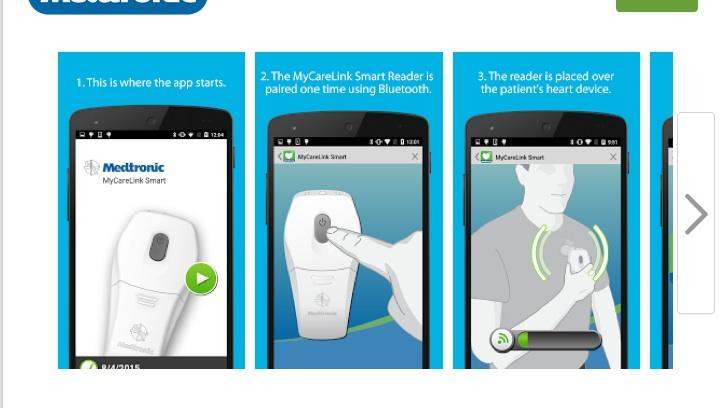 Medtronic's MyCareLink heart data app gets FDA approval