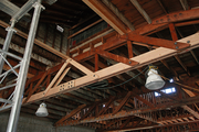 When Green Zebra Grocery opens in September in Kenton, the former Safeway store-turned-restaurant will feature exposed trusses and reclaimed skylights.