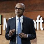 Microsoft's next act: Satya Nadella lays out vision for the future while staying true to the past