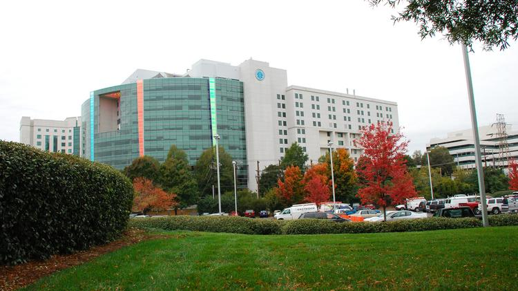 Carolinas Medical Center is the top-ranked hospital in the Charlotte market, according to U.S. News & World Report.