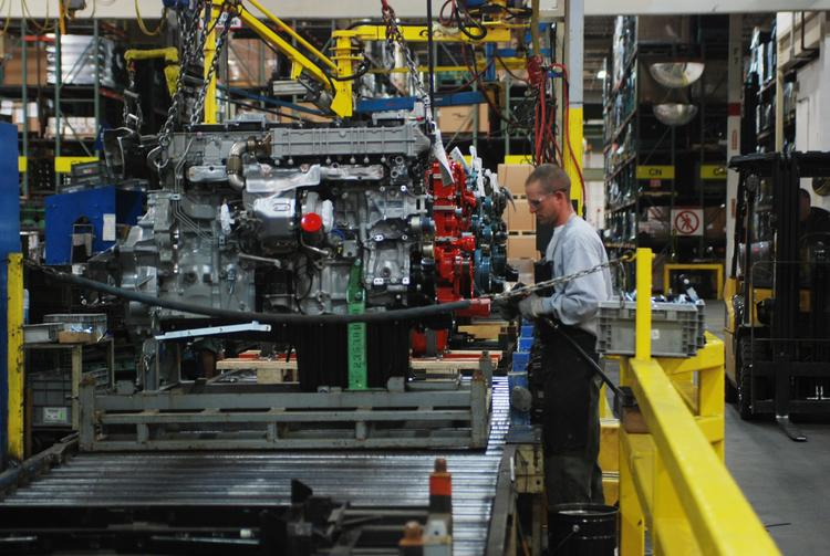 Despite the massive job losses over the past 20 years, manufacturing remains a vital sector to the region.