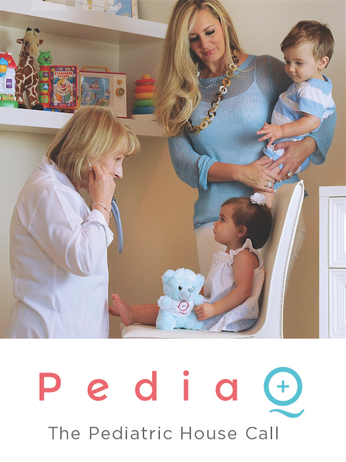 PediaQ connects nurse practitioners to parents who have health care needs for their children.