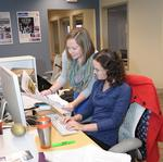 The shifting duties in our newsroom