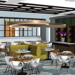 EXCLUSIVE: Downtown Hilton planning nearly $500K restaurant and bar overhaul