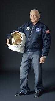 Astronaut Buzz Aldrin also will be one of the speakers.