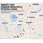 Marriott/Starwood deal may result in more hotels in Orlando