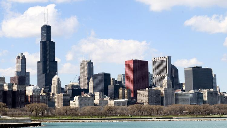 chicago growth of a metropolis