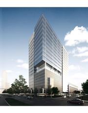 Property Name: BBVA Compass Plaza Submarket: Uptown Stories: 22 Square feet: 318,189 Percent leased/preleased: 67