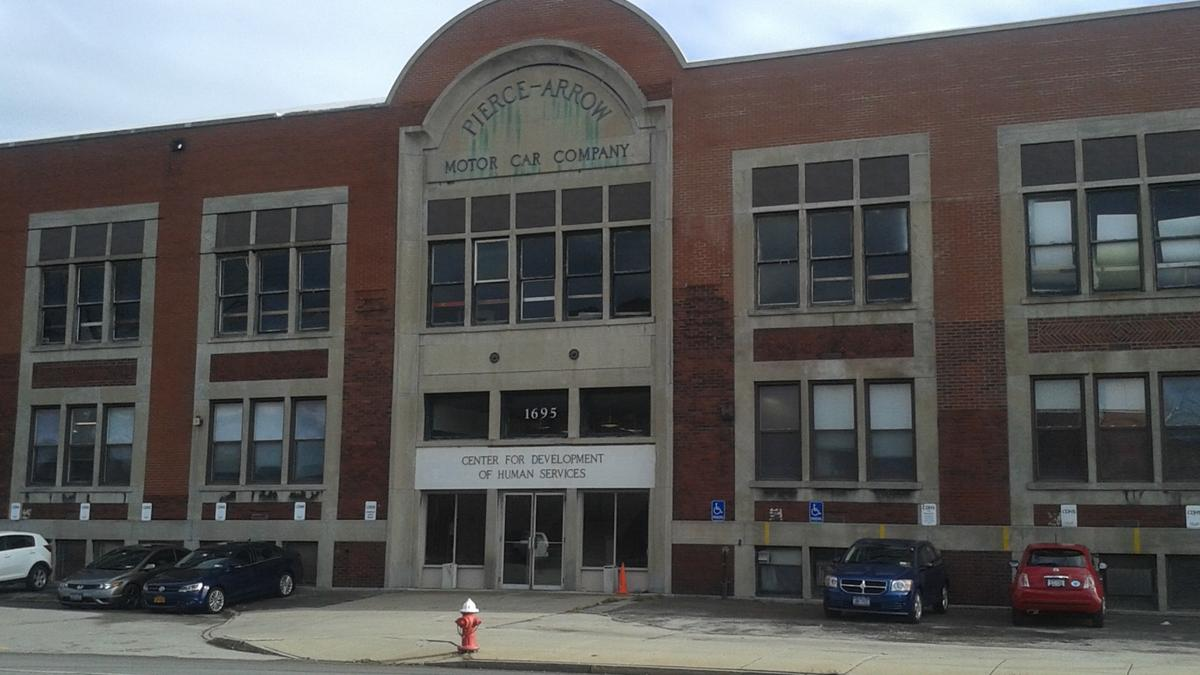 Apartments Planned For Pierce Arrow Admin Building Buffalo Business First