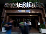 Among the brands of Starwood Hotels is Le Meridien, shown here in San Francisco.