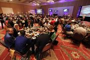 About 250 people attended the sold-out event at the Hotel Albuquerque at Old Town.