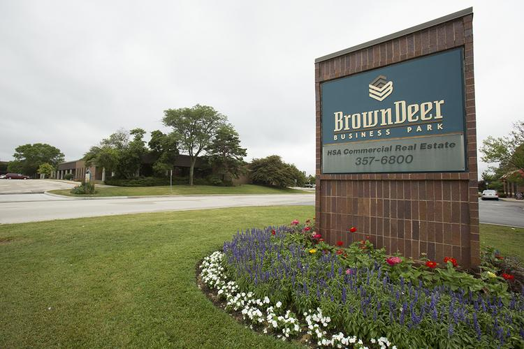 The Brown Deer Business Park has 40 acres and 10 buildings.