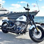 Harley-<strong>Davidson</strong> motorcycle honoring USS Milwaukee to be auctioned for military charity