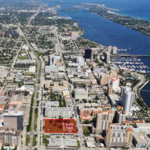 Billionaire Jeff Greene buys development site in downtown West Palm Beach for $24M