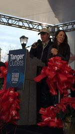 Take a look at the Tanger ground opening ceremony
