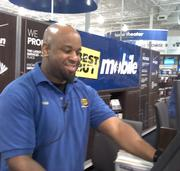 """I ask a Best Buy worker near the front of the store where the Chromecasts are. They're gone, the young-ish store greeter answers. The store had them early, on Friday, and they were gone in two hours. Todd Austin, a store sales manager , approaches and says, yes, they were gone in a flash. However, there might be one or two stashed in the back. He jumps online to take a look. """"These work well,"""" he said. """"They don't even use too much of the battery in mobile devices."""" He adds a few commands into his machine. No such luck. """"We're out everywhere,"""" he said. Orders are coming into the Beaverton, Tanasbourne and Tigard stores this week, he said. Austin's a natural: So good that even though I didn't get what I wanted, I thanked him profusely for his time."""