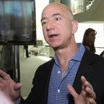 Amazon's <strong>Bezos</strong> says he's not trying to destroy UPS, but might want better deal