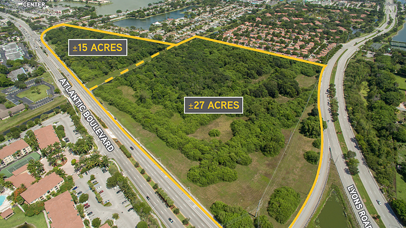 Buyer sought for 42-acre commercial development site in ...