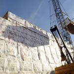 Big midtown construction project reaches a milestone