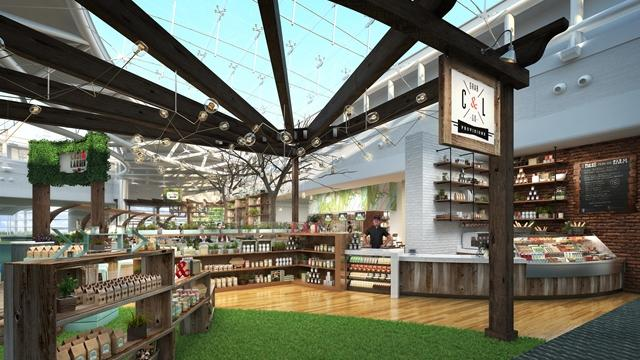 A Conceptual Rendering Of Cask U0026 Larder At Orlando International Airport.