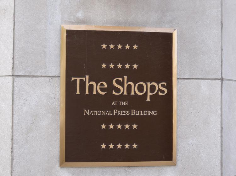 Marshalls will replace the shuttered Filene's Basement store at the National Press Building, 529 14th St. NW.